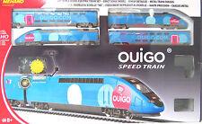 Startset ,4tlg OUIGO der SNCF,MEHANO HO,T 114, 1:87,Gleichstrom,OVP,NEUWARE