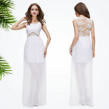 Lace Empire Waist Hand-wash Only Solid Dresses for Women