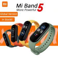 Inx Stock!Global Version Xiaomi Mi Band 5 Smart Bracelet AMOLED Screen Miband 5