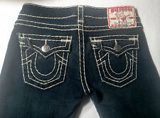 EUC- AS NEW - RRP $479- Womens True Religion Brand Stretch 'BECKY SUPER T' Jeans