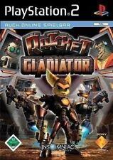 RATCHET GLADIATOR -  PS2 GAME