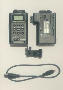 SONY HVR-MRC1K Compact Flash Recording Unit - Perfect Condition