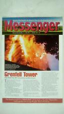 Messenger Magazine - The 7th Day Adventist Church UK Vol. 122 No. 13 July 2017