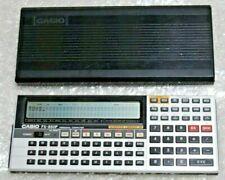 PERSONNAL COMPUTER CALCULATRICE CASIO FX-850P SCIENTIFIC LIBRARY 116