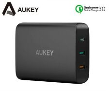 New Aukey PA-Y13 Type-C USB-C Quick Charge 3.0 QC3.0 Power Delivery Wall Charger