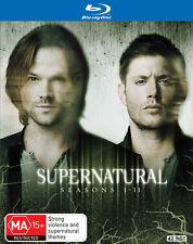 SUPERNATURAL COMPLETE SEASON 1 2 3 4 5 6 7 8 9 10 & 11 Blu ray BOX SET RB 1 - 11