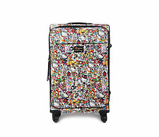 "Sanrio tokidoki x Hello Kitty 24"" Travel Luggage Suitcase: Circus Collection"