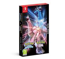 Pokemon Brilliant Diamond Plus Shining Pearl Dual Pack +Steelbook *PRE ORDER***✅