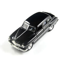 1:28 Vintage 1950 Gaz-12 Zim Alloy Diecast Car Model Toy Vehicle Black Gift Kids