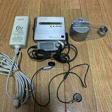 Sony MZ-NH1 MD Minidisc Recorder Walkman Portable Digital Recording Hi-MD FS JP