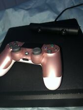 Sony Playstation 4 Slim With 500gb One Controller And A PlayStation 4 Camera