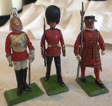 Britains Ltd. Metal Toy Scots Guards BRITISH SOLDIERS 1970's