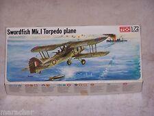 Maquette FROG  1/72ème SWORDFISH Mk.I Torpedo Plane