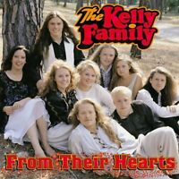 THE KELLY FAMILY - FROM THEIR HEARTS   CD NEUF