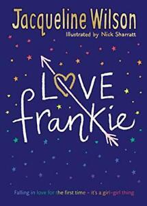 Love Frankie New Hardcover Book