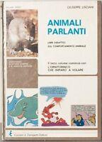 ANIMALI PARLANTI VOLUME 3 - LIBRI DIDATTICI - LISCIANI & ZAMPETTI 1979