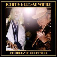 Johnny & Edgar Winter - Brothers In Rock 'n' Roll (2017)  CD  NEW  SPEEDYPOST
