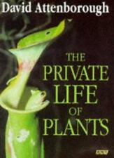 The Private Life of Plants By Sir David Attenborough. 9780563370239