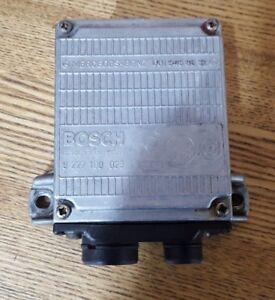 MERCEDES E280 W123 ENGINE ECU 001 545 86 32 BOSCH 0 227 100 023 FULLY TESTED