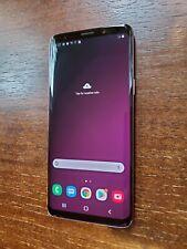 Samsung Galaxy S9 SM-G960U (Unlocked/Verizon) 64GB Purple TINY SCREEN ISSUE