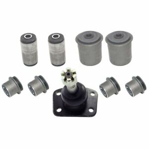 1959 1960 Cadillac (See Details) Rear Bushings And Ball Joint Set (9 Pieces)