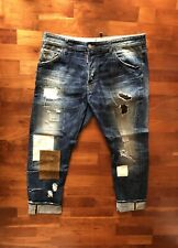 "jeans dsquared2 ""Patchwork"""