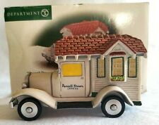 Department 56 ~ Christmas in the City ~ Russell Stover Delivery Truck - Mib