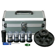 AmScope PCT Brightfield & Phase Contrast Kit for Microscopes