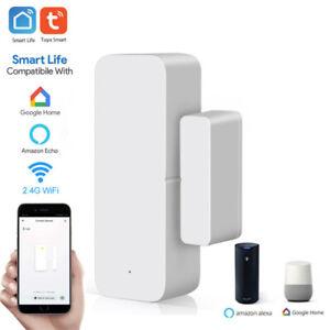Tuya Smart Life Smart Wi-Fi Door Window Magnetic Sensor w/ Alexa & Google Home G
