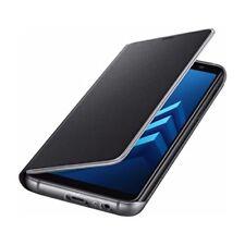 Samsung Etui Folio pour Galaxy A8 2018 Noir