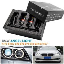 BMW Angel Eyes H8 120W CREE LED Marker Halo Light E82 E90 E92 E60 E61 E63 E89 X6
