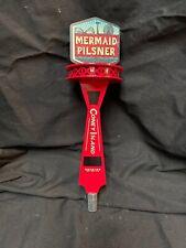 Beer Snapback Hat **BRAND NEW** Vintage Mermaid Pilsner Coney Island Brewing Co