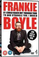 Nuevo Frankie Boyle - Live - If I Could Reach Out a Través De Su TV DVD