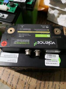 Valence battery black for solar 12V 40ah