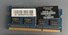 Elpida 2GB PC3-10600S-9-10-F1 DDR3 SO-DIMM RAM