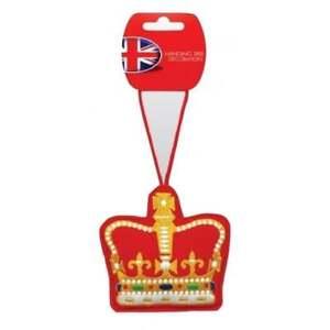 Royal Crown Christmas Tree Decoration