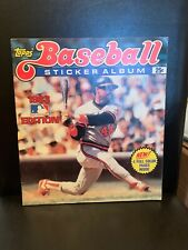 Topps Baseball Sticker Album 1983 PB