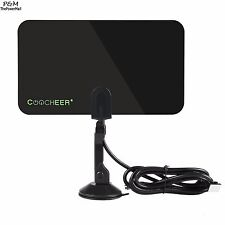 Television Antenna Box Ready HD UHF/VHF/FM Stereo For Satellite Signal US SELLER