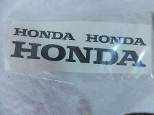 Honda moto adesivi adesivo fianchetto carena sticker side panel tank fuel cbr