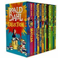 Roald Dahl 16 Books Children Collection Pack Paperback Box Set - 9780241377291