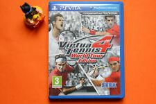 Virtua Tennis 4 World Tour - Sony Playstation Vita - PS Vita - Pal - 2012