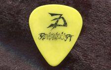 SEVENDUST 2005 Next Tour Guitar Pick!!! JOHN CONNOLLY custom concert stage #1
