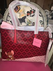 kate spade bag new Tom & Jerry Ltd Ed Spectacular