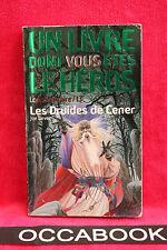 LDVELH - Loup solitaire - Les Druides de Cener - Joe Dever