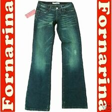 Fornarina MOOD Dirty Used Vintage Mood Stretch JEANS 26/34 W26 L34