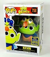 Funko POP Alien as Kevin UP SDCC 2020 Disney Pixar Box Lunch Exclusive Remix NEW