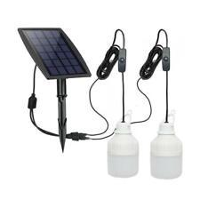 Solar Bulbs Light IP65 Waterproof Outdoors Garden Yard Lighting Lantern Lamp