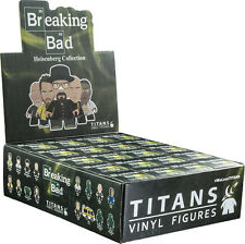 "BREAKING BAD - Heisenberg Collection 3"" Blind Box Vinyl Figurines Display (20ct)"