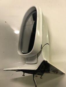 MERCEDES SLK R170 O/S Drivers Side Side Door Mirror In White. 1708110261. ((B5))
