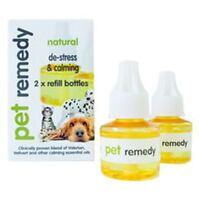PET REMEDY PLUG DIFFUSER - 2 X 40 ML REFILL - PMD0010